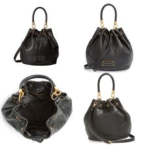 MARC BY MARC JACOBS Leather Bucket Bag